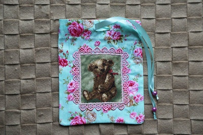 "Gift bag ""Shabby chic"""