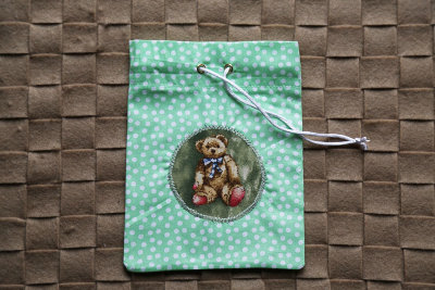 "Gift bag ""Little bear"""