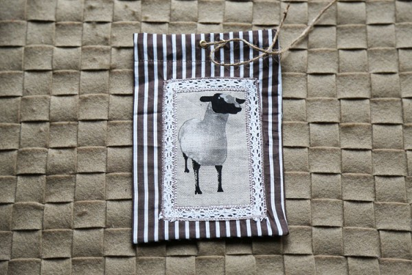 "Gift bag ""Sheep-2"""