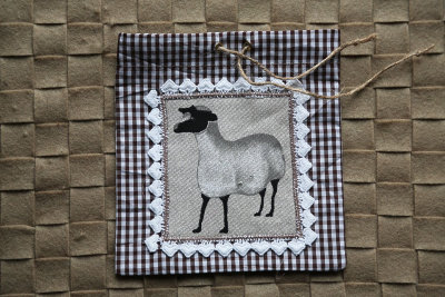 "Gift bag ""Sheep-3"""