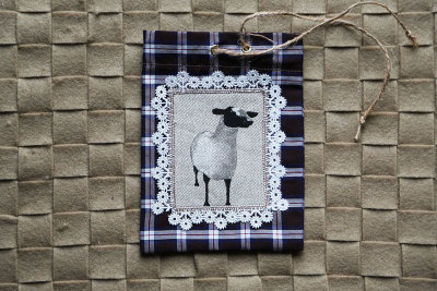 "Gift bag ""Sheep-4"""